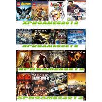 Oferta Promoção! Pacth 130 Games Psp Por Apenas R$27,90.