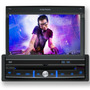 Dvd Positron Sp6111 Av Com Camera De R� - Touch Screen 7 Pol