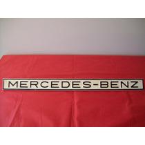 Faixa De Identificação Para Caminhões Mercedes Antigos