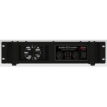 Amplificador Áudio Leader Al3000 3000 W Rms 4 Ohms