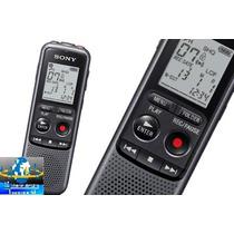 Gravador De Voz Digital Sony Px240 4gb Profissional Px 240