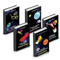 Coleção O Guia Do Mochileiro Das Galáxias - 5 Volumes