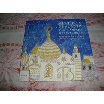 História De Aladim E A Lampada Maravilhosa-