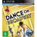 Super Jogo Ps3 Dance On Broadway Novo Lacrado No Leilão