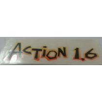 Emblema Adesivo Action 1.6 Pára Ka E Fiest- Ford
