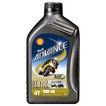 Óleo Shell Advance Ultra 15w50 - 100% Sintético