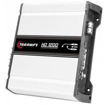 Módulo Amplificador Taramps Hd 1200 Digital 1200w Rms Sub