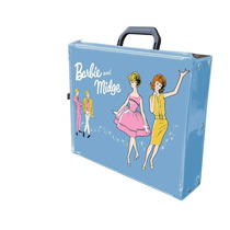 Barbie And Midge Double Doll Case - Mala Para Duas Bonecas