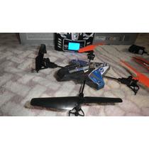 Helicóptero 6 Canais Quadcopter Quadcoptero Drone Fxd