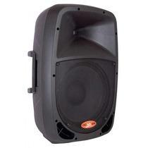 Caixa De Som Acústica Ativa Usb / Bluetooth - 200w Rms