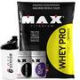 Kit Anabolismo Ganho De Massa Muscular Max Titanium