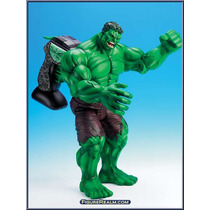 Battle Acttion Hulk Som E Movimento - 36 Cm - Toy Biz Marvel