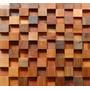Mosaico De Madeira Para Revestimento-frete Grátis