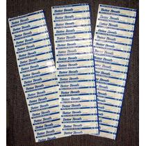 30 Adesivos Dilatador Nasal Para Esportes, Anti Ronco