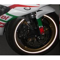 Friso Adesivo Refletivo 3m Lider Moto Frete Grátis Eurogomes