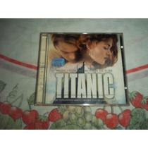 Cd Trilha Sonora Titanic James Horner