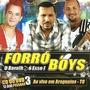 Cd Forro Boys - Ao Vivo Em Araguaina - To (2012)