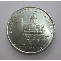 Paraguai: Bela Moeda De 1000 Guaranis De 2006 - Fc