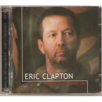 Cd Eric Clapton - Reptile Tour 2001 ( Duplo Frete Gratis