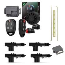 Alarme Automotivo Exact Ex 330 + Kit Trava 4 Portas