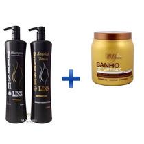 Banho De Verniz E Progresiva Flesh Liss Super Promoção