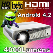 4000lumens Atco Android 4.2 Wifi Rj45 Full Hd Led Tv 3d 16:9