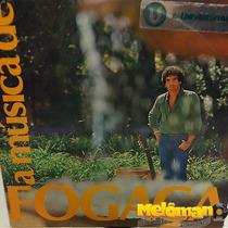 Va 1982 A Música De Fogaça Lp Nara Leão, Fafá De Belém