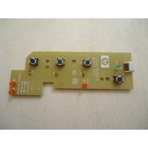 Placa Painel De Controle P/ Hp Deskjet 2050. Ch350-80006-a.