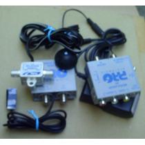 Extensor Controle Remoto Modulado Proelet. C/ Audio E Video