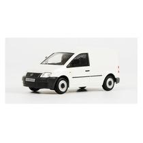 Miniatura Carro Volkswagen Caddy Branco 1:50 Wsi Models