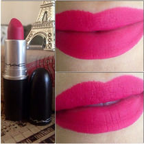 Batom Mac Original Heroíne Flat Out Fabulous All Fired Up