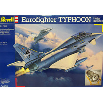 Revell - Eurofighter Typhoon Twin Seater 1:32 - 04855