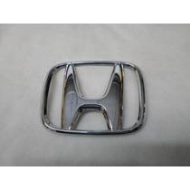 Emblema Da Grade Honda Fit 2007 E 2008 Original