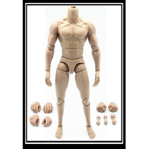 Corpo Body Truetype P/ Hot Toys Soldier Story Did 1/6
