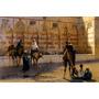 Camelos Refrescando No Palácio Pintor Jean Gérôme Tela Repro