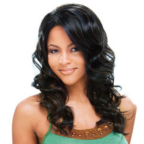 Peruca Lace Front Sintetica Freetreess Equal - Meagan