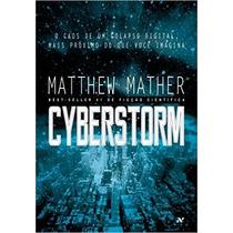Cyberstorm Livro Matthew Mather - Somos Mercado Lider Gold