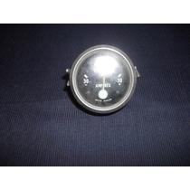 Relógio Voltimetro Amperes Aero Willys Original