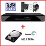 Dvr Stand Alone 8 Canais 240fps Realtime Hdmi Vga + Hd 1tb