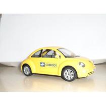 Miniatura New Beetle Dos Correios