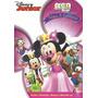 Dvd Festa À Fantasia Disney Júnior A Casa Do Mickey Mouse
