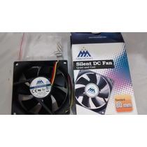 Ventilador Cooler 80x80 Novo Glacialstars Yd8025l12s 12v