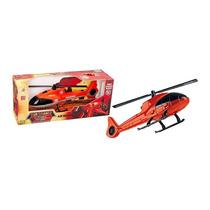 Brinquedo De Plástico - Helicóptero Resgate - Orange Toys