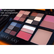 Display P/ Make (estojo Vazio) + Sombra Sandstorm - Mary Kay