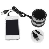 Mini Caixa De Som Portátil Amplificado Bluetooth P2 Sem Fio.