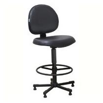Cadeira Giratória Caixa/desenhista Lojix - Castofar