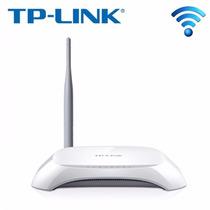 Roteador Wireless Tp-link Td-w8901n Modem Adsl 2+ 150mbps