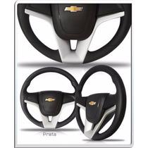 Volante Cruze Prata Para Corsa Wind/ Wagon - Classic / Celta