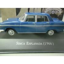 Simca Esplanada 1966 Carros Inesqueciveis Do Brasil