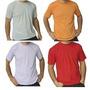 Camiseta Dry Fit Malha Fria 100%poliester Várias Cores